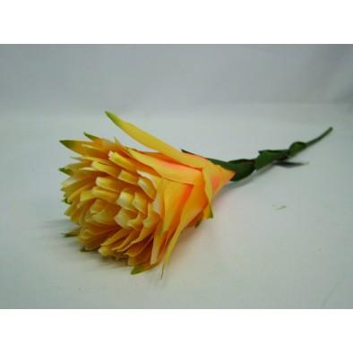 Kvet žltý 78cm