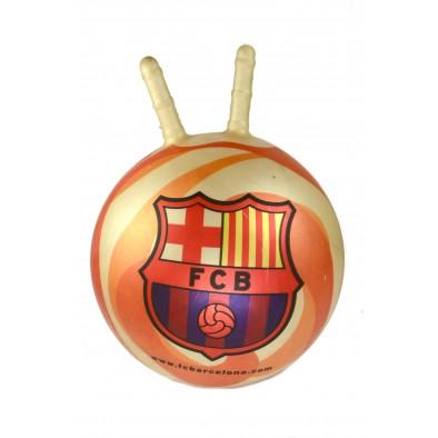 Lopta na skákanie FC Barcelona 50 cm, C-43-1606