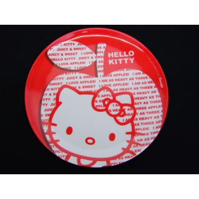 Plytký tanier - Hello Kitty , C-44-117980