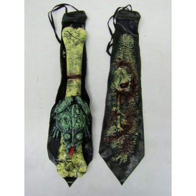 Kravata Halloween vhodná ku kostýmu, C-44-1401