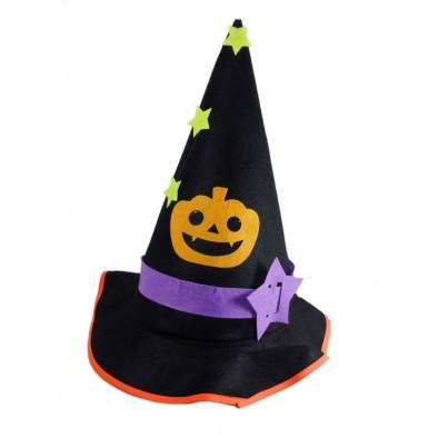 Halloween klobúk+ opasok