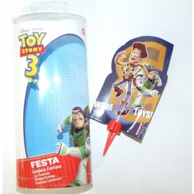 Párty fontána Toy Story3 /44-37891/