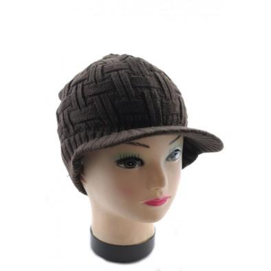 Dámska čiapka so šiltom