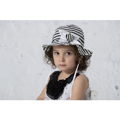 Dievčenský klobúk - MALOWANKA 20/040, C-5-20040