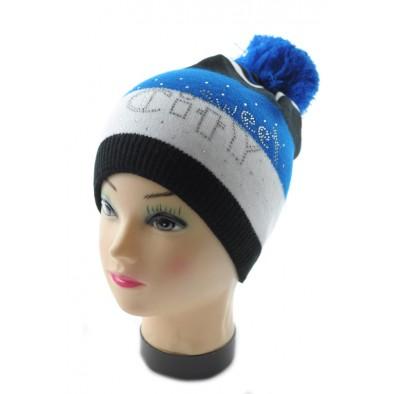 Dievčenská čiapka - City