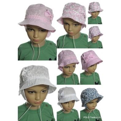 Detský klobúk - rôzne druhy