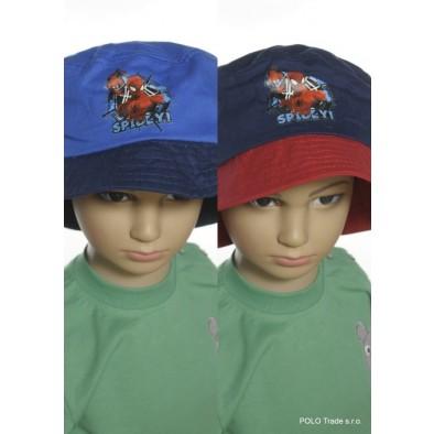 Detský klobúk - SPIDERMAN, C-5-EN4252