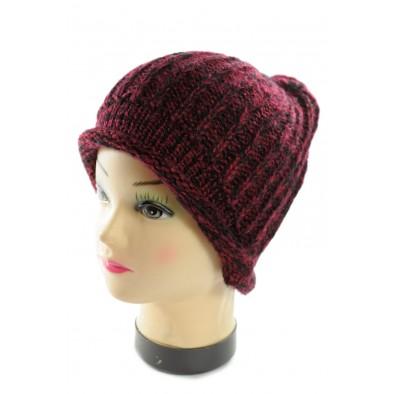 Čiapka dámska - pletená, C-5-JJ535