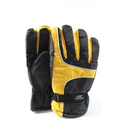 Pánske lyžiarske rukavice, 6-J6380
