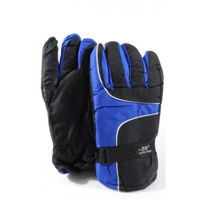 Pánske lyžiarske rukavice, 6-J6381