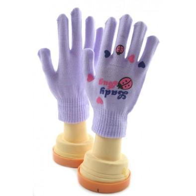 Dievčenské rukavice , 6-J6400