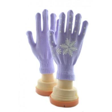 Dievčenské rukavice - vločka