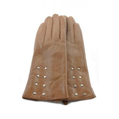 Dámske rukavice - s cvokmi