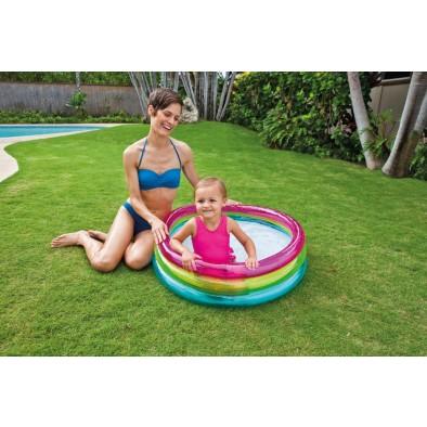 Bazén detský dúha