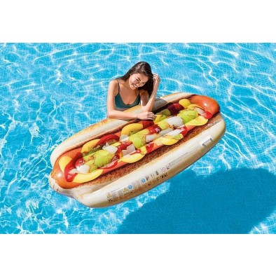 Nafukovačka hot-dog 180*89cm