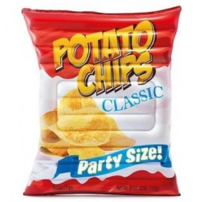Nafukovačka chipsy 178*140cm