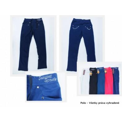 5x *nohavice-/094/dam/5ks/presiva, Čierna farba, Veľkosť/rozmer/objem: L, 7-2024-10008520, B7-20241