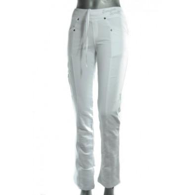 Dámske SIMART nohavice - biele X1 - X4