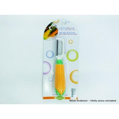 Škrabka na zeleninu v tvare kukurice, C-7-272