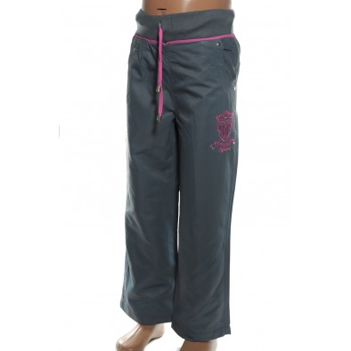 Dievčenské nohavice - šustiaky, C-7-3007