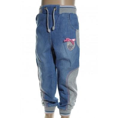 Nohavice dievčenské - riflové