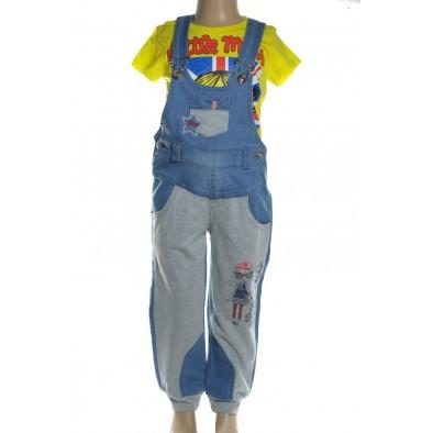 Nohavice na traky - detské