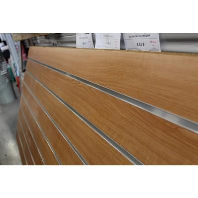 Dražkový panel použivaný