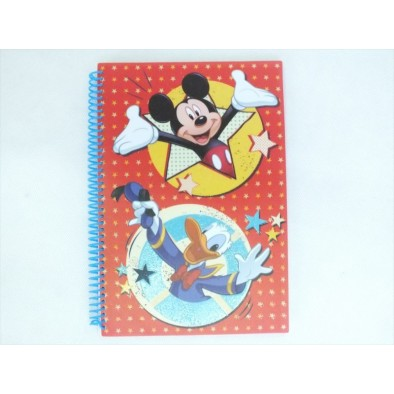 Disney notebook, C-47-11700