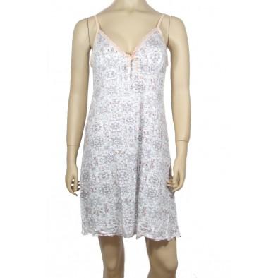Dámska nočná košeľa vzory, 9-10009