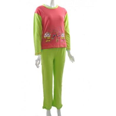 Dámske hrubšie pyžamo