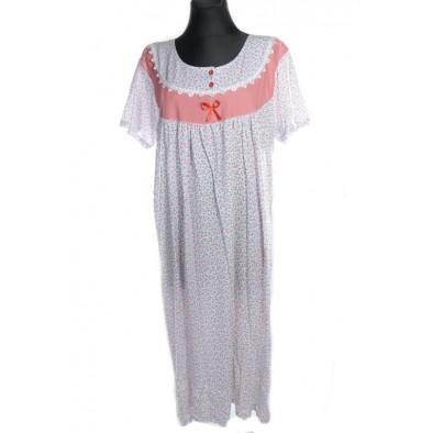 Dámska nočná košeľa - malý kvet