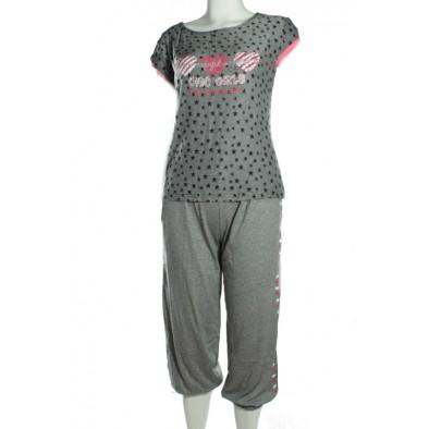 Dámske pyžamo - hviezda