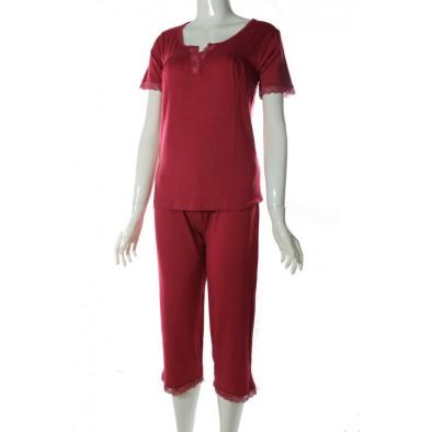 Dámske pyžamo - čipka