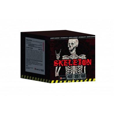 Ohňostroj Skeleton - zábavná pyrotechnika