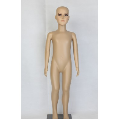 Figurína detská - hnedá D02, C-26-D02