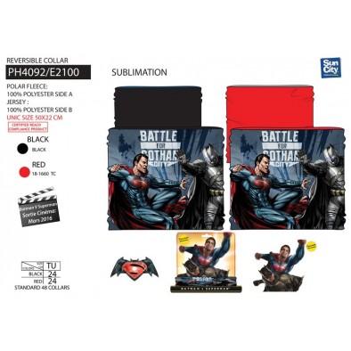 Nákrčník Batman&superman, C-12-PH4092