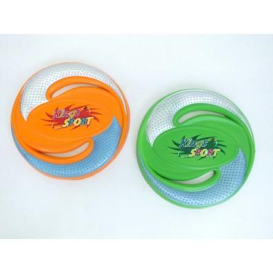 Lietajúci tanier  Ø 26 cm hračka aj do vody