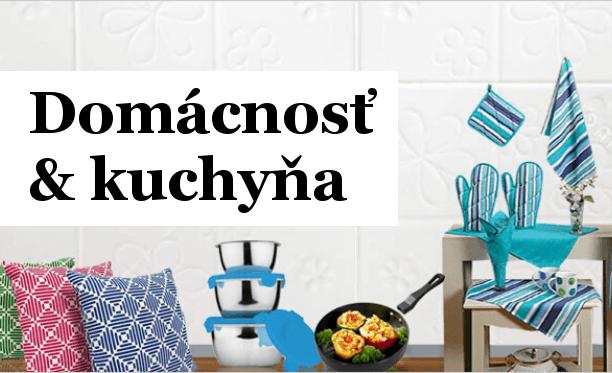 Domácnosť a kuchyňa