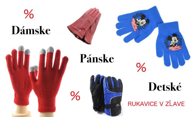 Výpredaj rukavíc