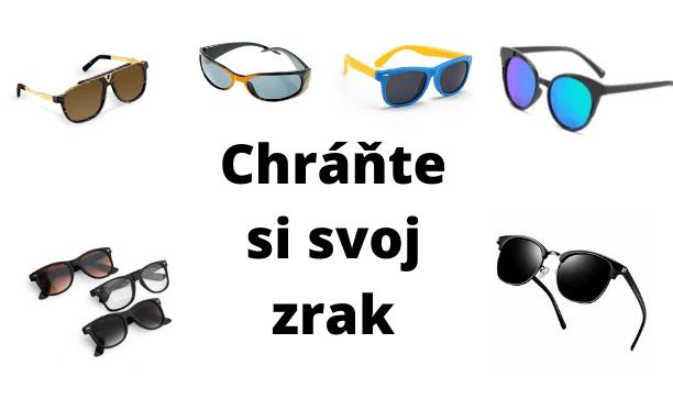 Chráňte si svoj zrak