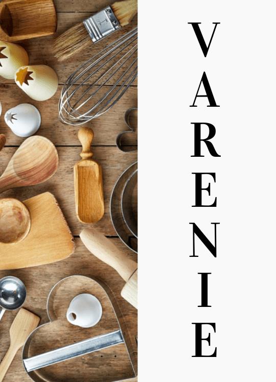 Doplnky na varenie